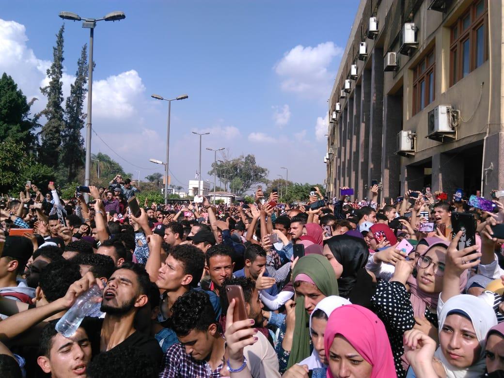 جانب من حفل جامعة عين شمس  (6)
