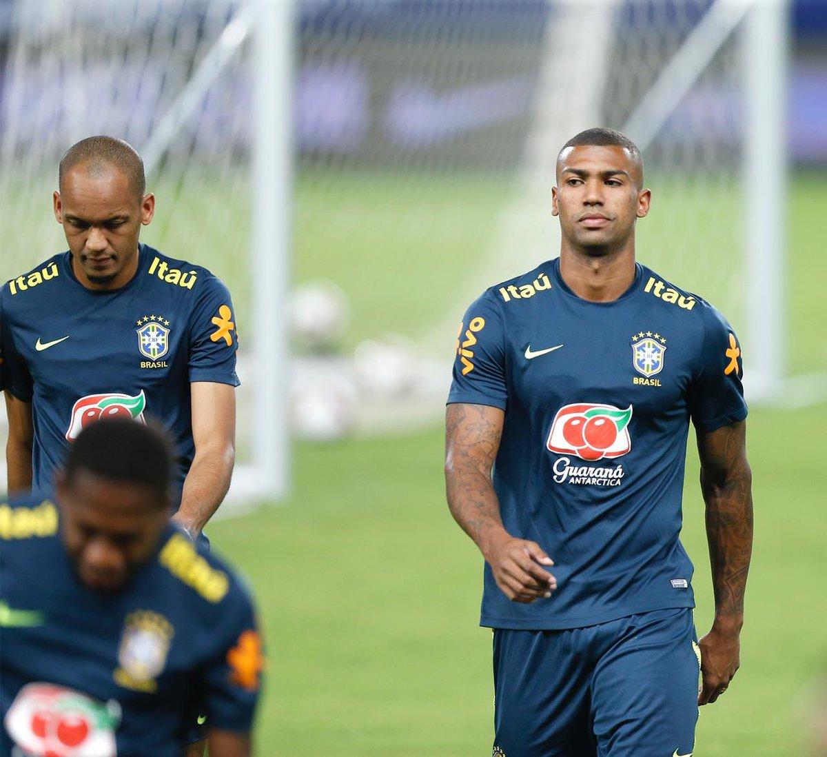 تدريبات المنتخب البرازيلى
