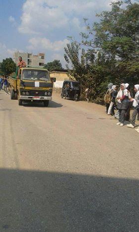 الطريق أمام المدرسة  (4)