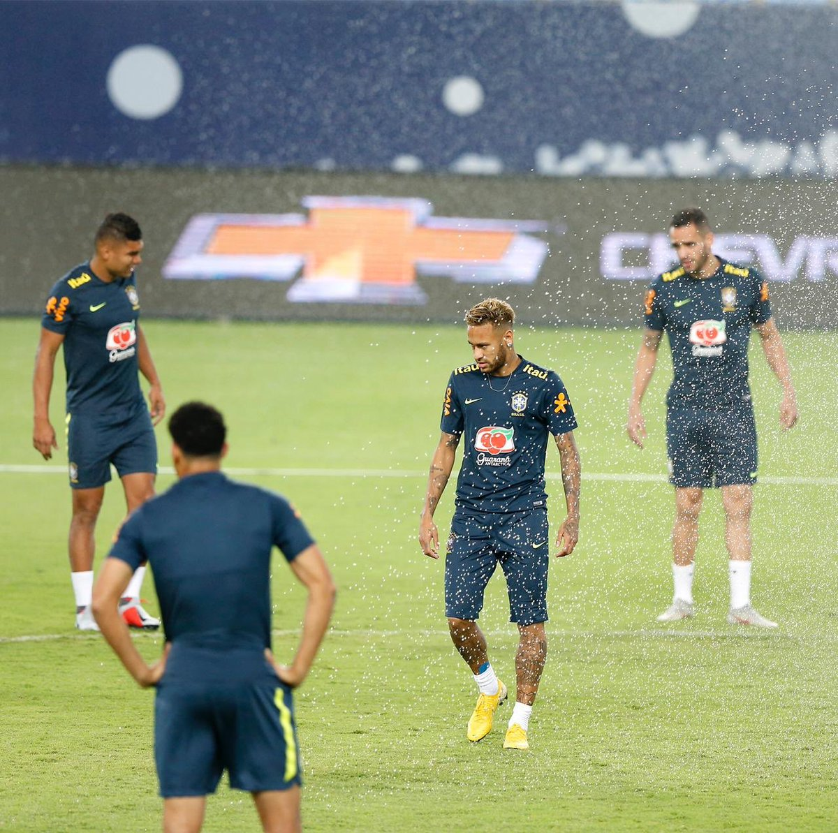 نجوم البرازيل