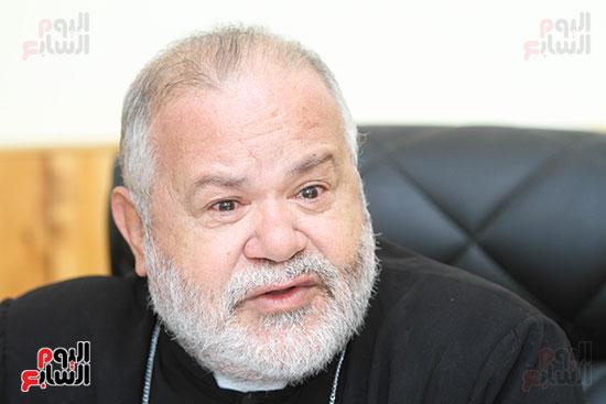 صور الأب بولس جرس أمين مجلس كنائس مصر (2)