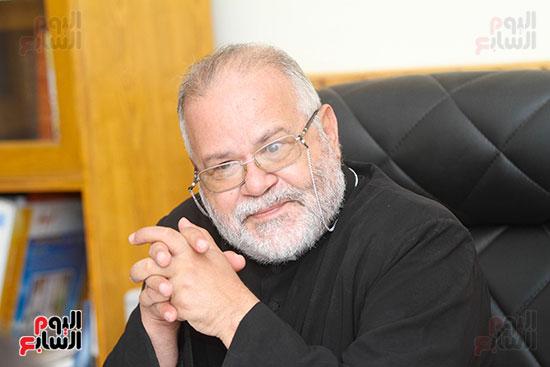 صور الأب بولس جرس أمين مجلس كنائس مصر (6)
