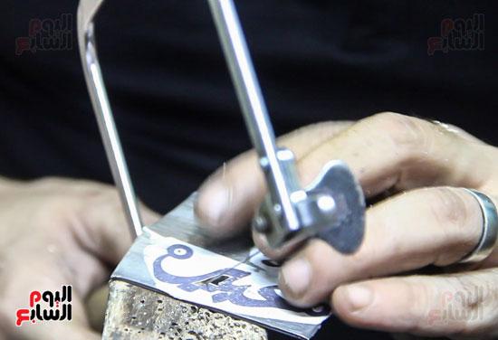 صناعة الدهب والفضة (9)