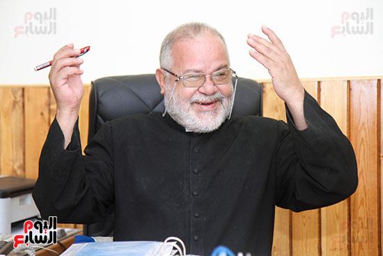 صور الأب بولس جرس أمين مجلس كنائس مصر (11)