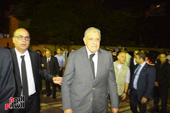 صور عزاء رجل الأعمال عمرو علوبة (8)