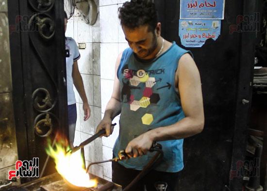 صناعة الدهب والفضة (2)
