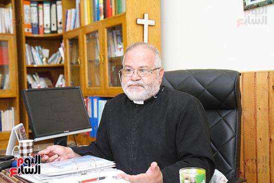 صور الأب بولس جرس أمين مجلس كنائس مصر (10)