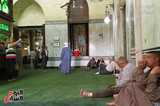 مريدى العارف بالله سيدى أحمد البدوى بطنطا (7)