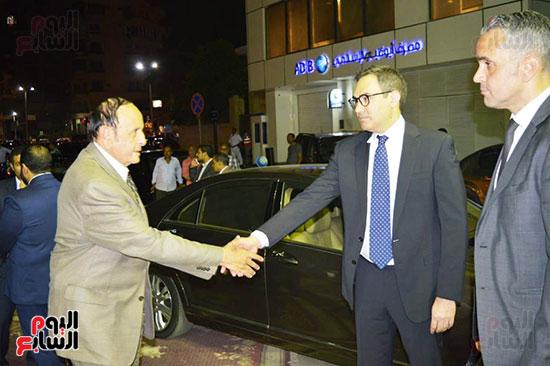 صور عزاء رجل الأعمال عمرو علوبة (21)