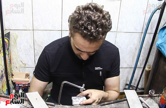 صناعة الدهب والفضة (7)
