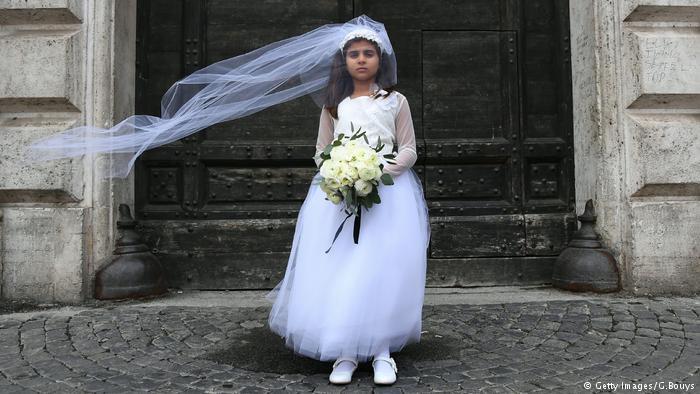 زواج الفتيات