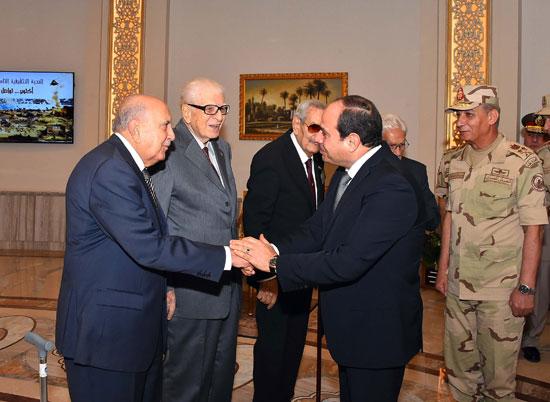 ندوة تثقيفية بحضور الرئيس السيسى (2)