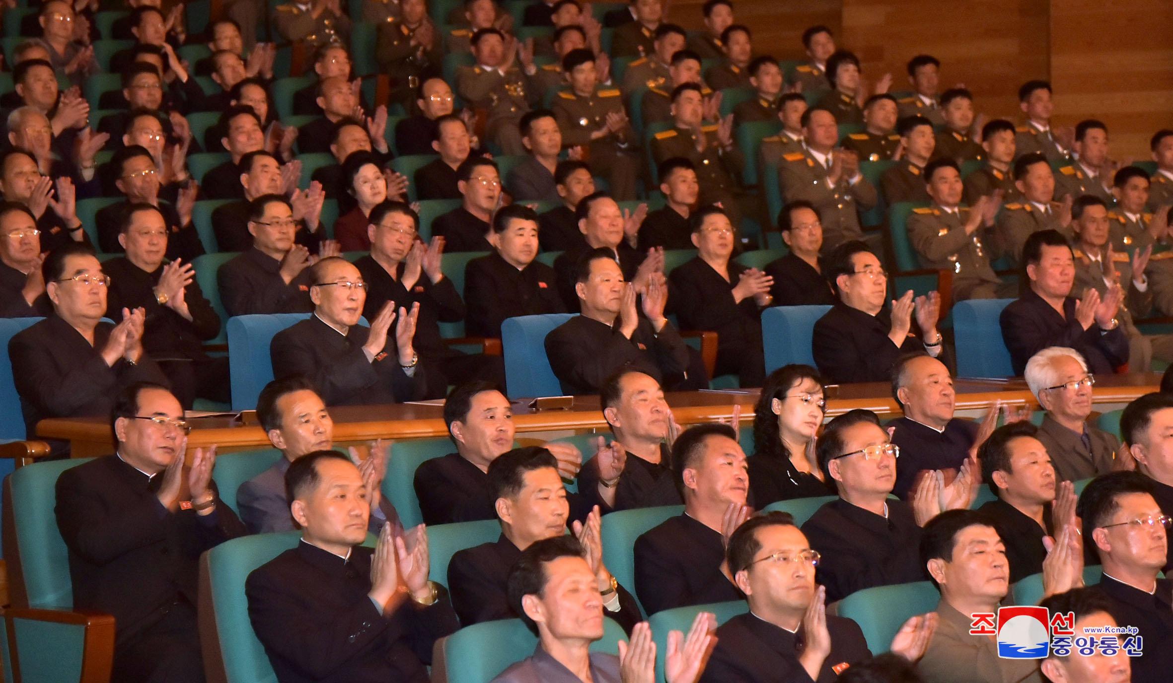 جانب من الحضور فى احتفالات ذكرى تأسيس الحزب الحاكم
