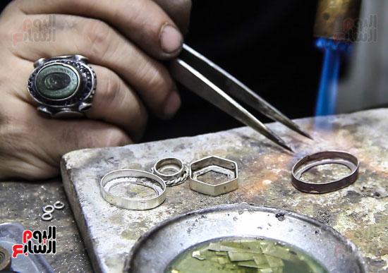 صناعة الدهب والفضة (18)