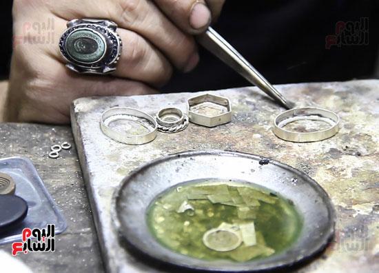 صناعة الدهب والفضة (16)