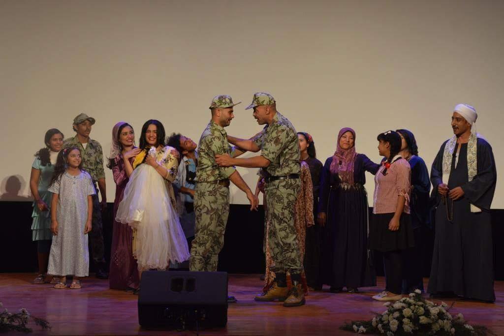عواض  والسعيد  يشهد حفل المركز الثقافى بطنطا (2)