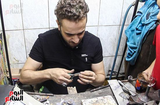 صناعة الدهب والفضة (15)