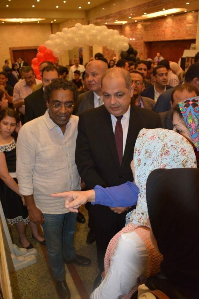 عواض  والسعيد  يشهد حفل المركز الثقافى بطنطا (7)