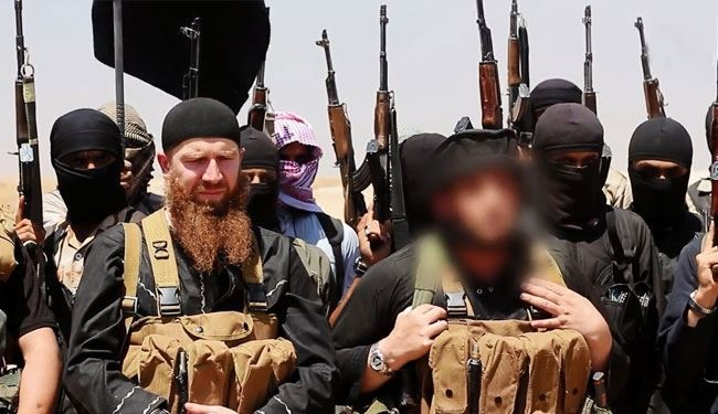 قيادات داعش القتلى