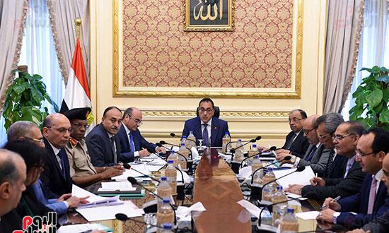 صور اجتماع اللجنة الرئيسية لتقنين أوضاع الكنائس (3)