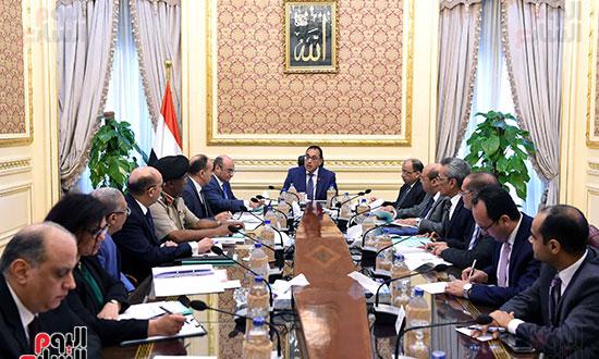 صور اجتماع اللجنة الرئيسية لتقنين أوضاع الكنائس (2)