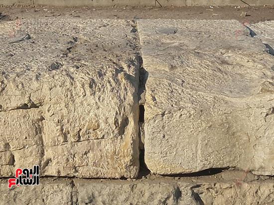 هدم-جزء-من-سور-كورنيش-الإسكندرية-التراثى-(15)