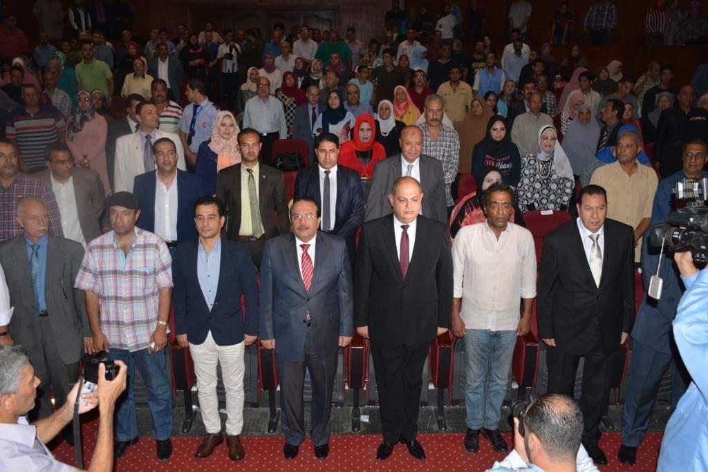 عواض  والسعيد  يشهد حفل المركز الثقافى بطنطا (5)