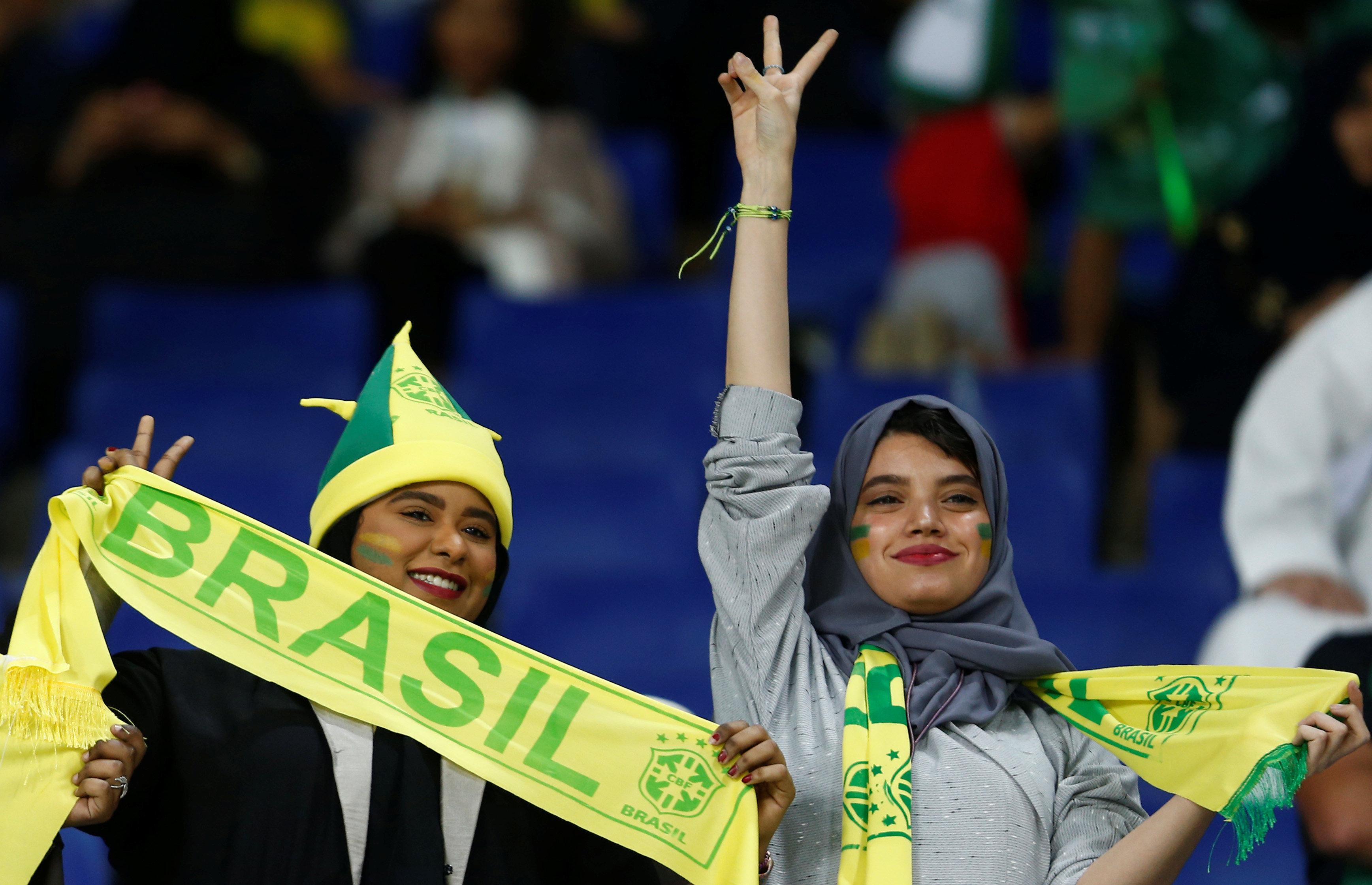 مباراة السعودية ضد البرازيل  (4)