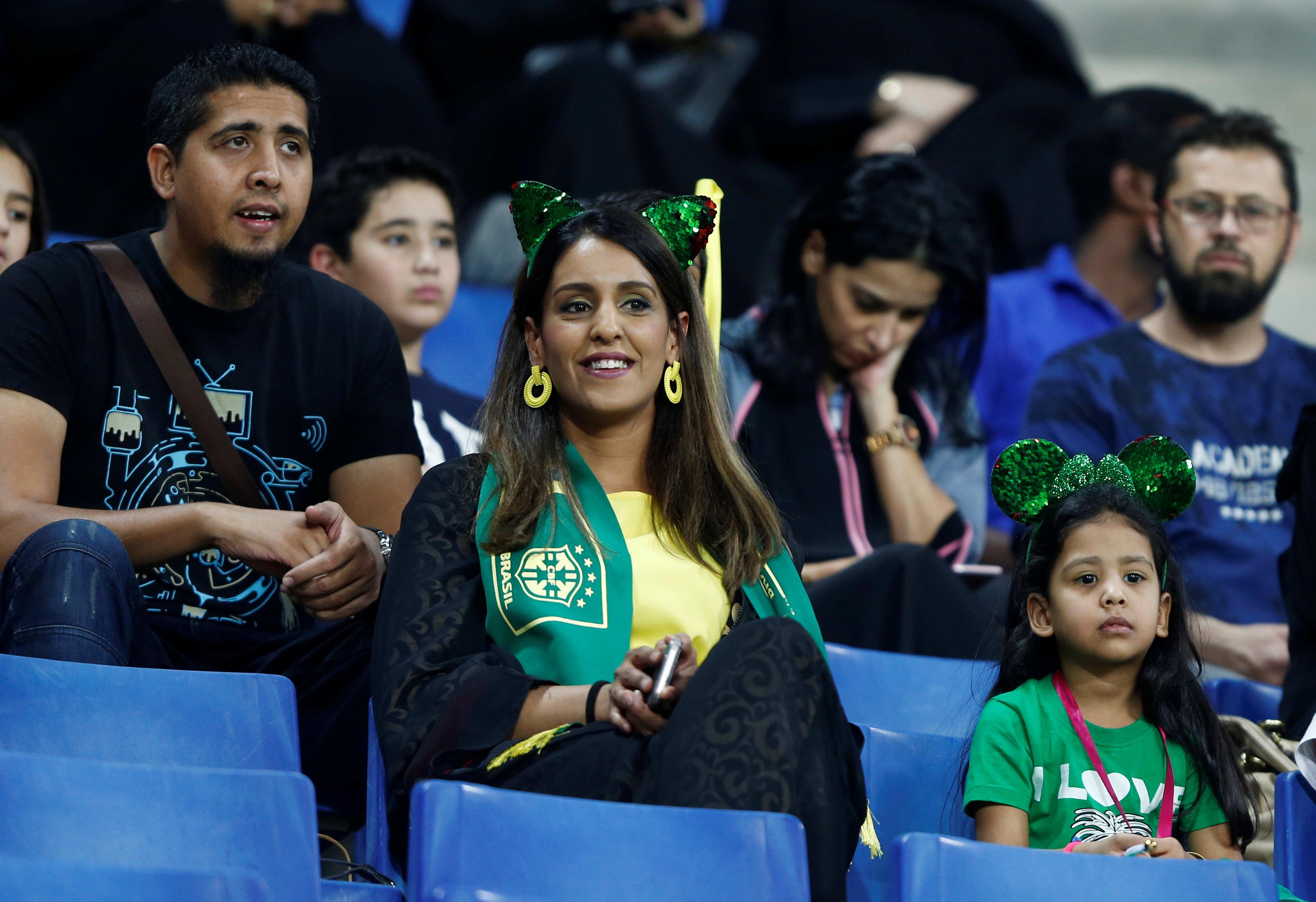 مباراة السعودية ضد البرازيل  (3)