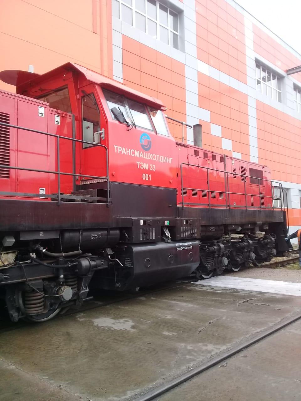 جولة لليوم السابع بمصنع جرارات السكة الحديد الروسى (22)