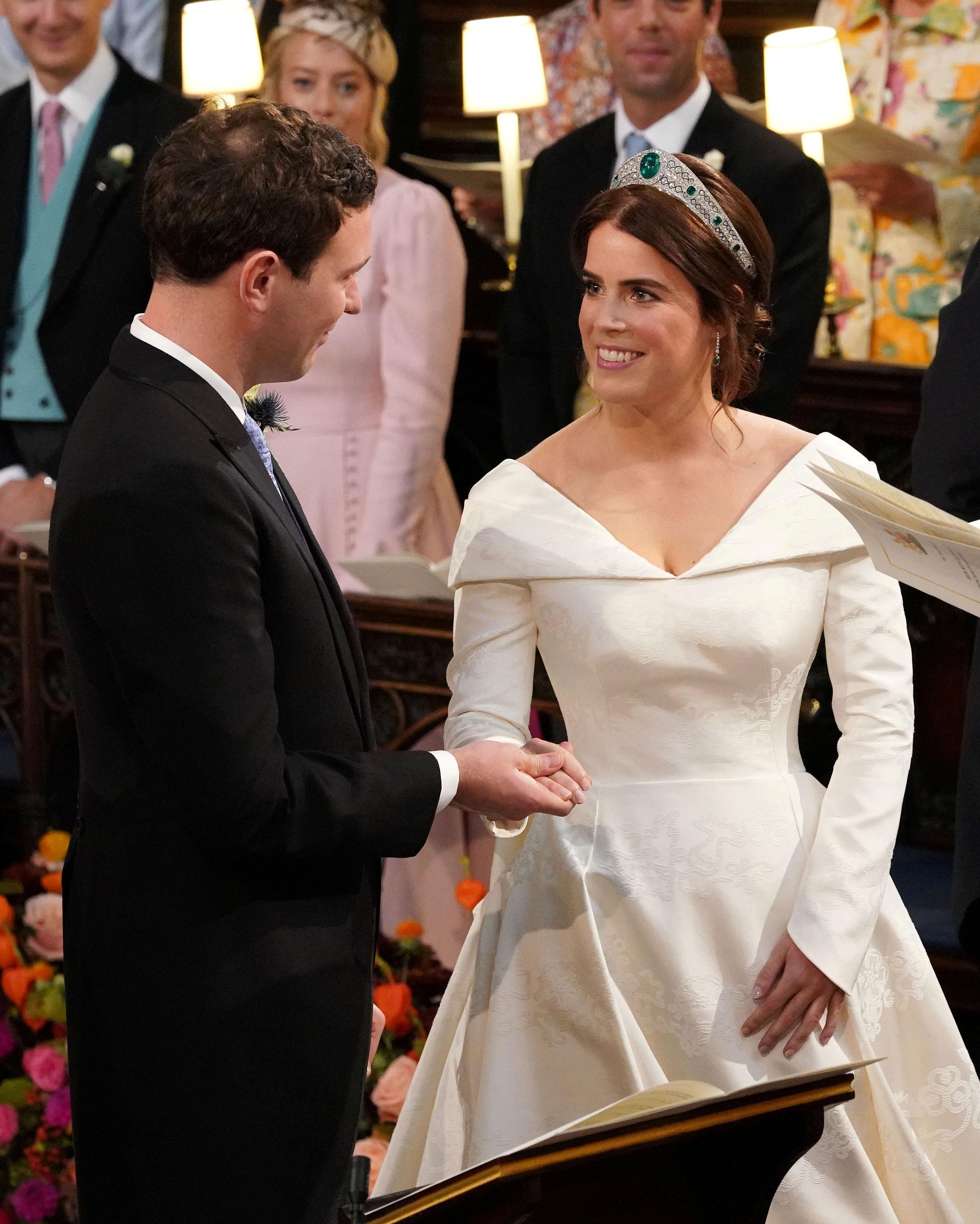 زفاف الأميرة يوجينى