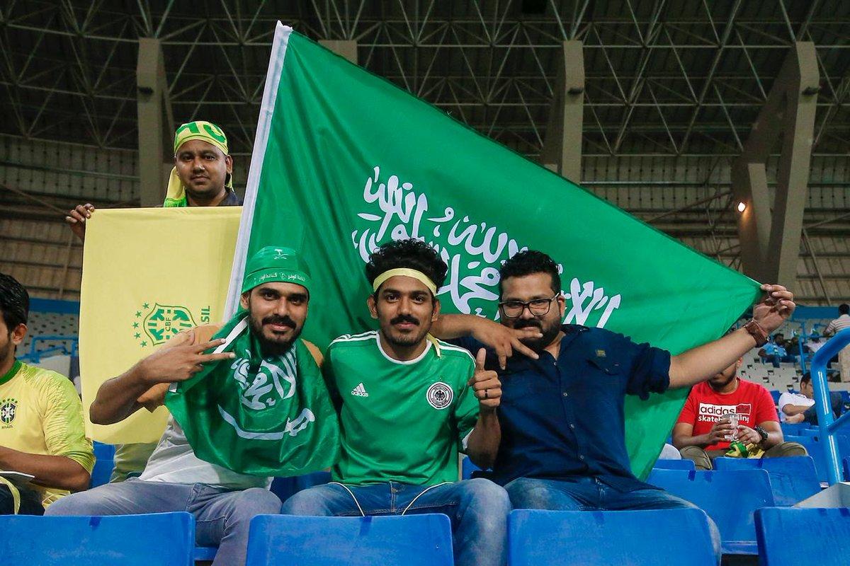 جماهير السعودية 5