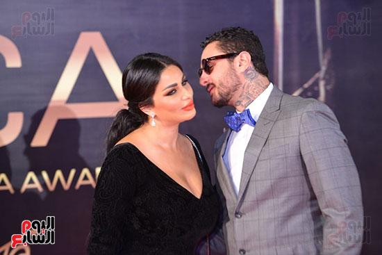 صور حفل توزيع جوائز السينما العربية ACA (4)
