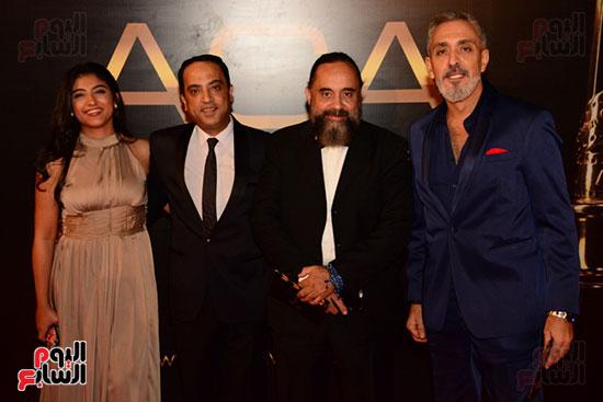 حفل توزيع جوائز السينما العربية ACA (29)