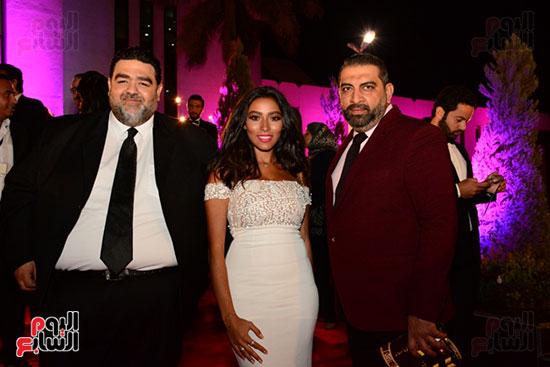 حفل توزيع جوائز السينما العربية ACA (82)