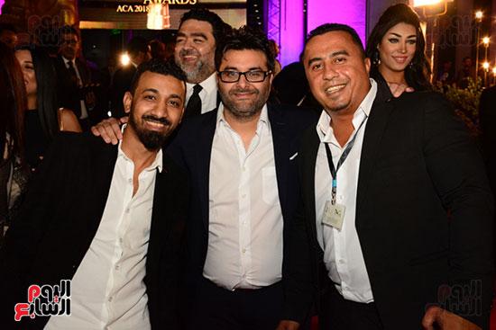 حفل توزيع جوائز السينما العربية ACA (30)