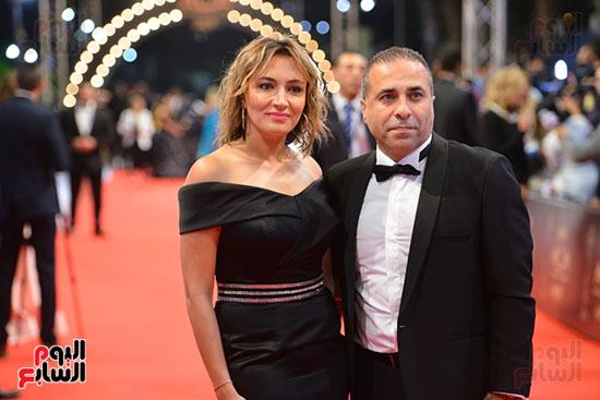 صور حفل توزيع جوائز السينما العربية ACA (11)