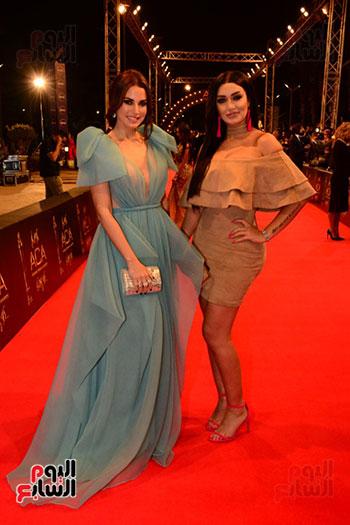حفل توزيع جوائز السينما العربية ACA (9)