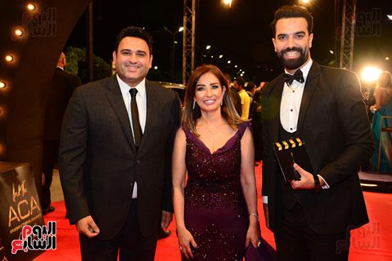 حفل توزيع جوائز السينما العربية ACA (72)
