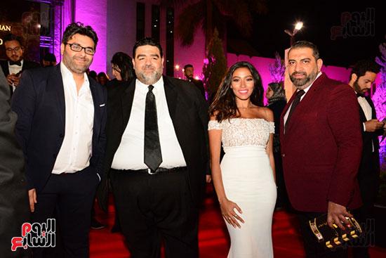 حفل توزيع جوائز السينما العربية ACA (83)