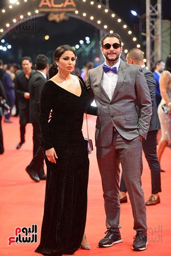 صور حفل توزيع جوائز السينما العربية ACA (12)