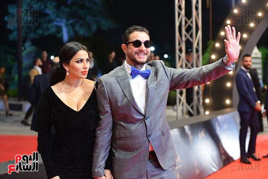 صور حفل توزيع جوائز السينما العربية ACA (9)