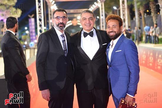صور حفل توزيع جوائز السينما العربية ACA (8)