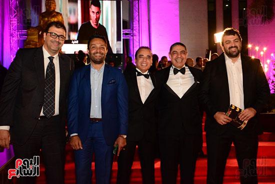 حفل توزيع جوائز السينما العربية ACA (10)