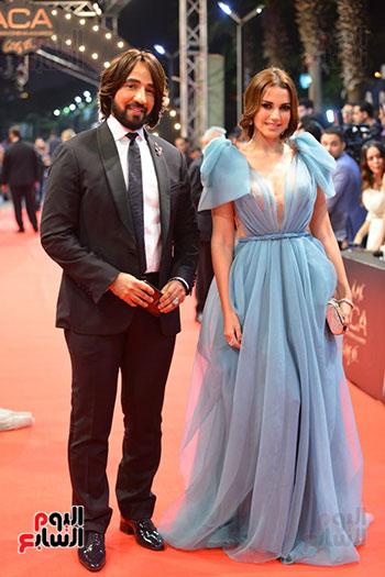 صور حفل توزيع جوائز السينما العربية ACA (5)