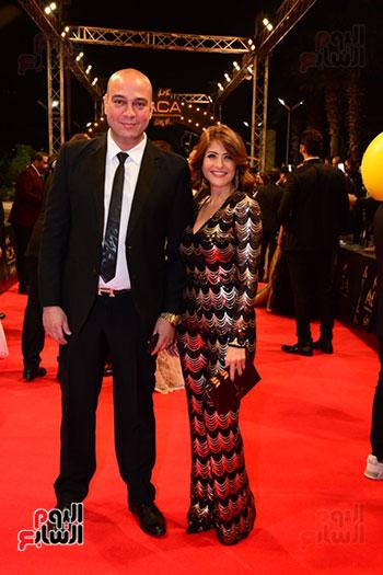 حفل توزيع جوائز السينما العربية ACA (49)