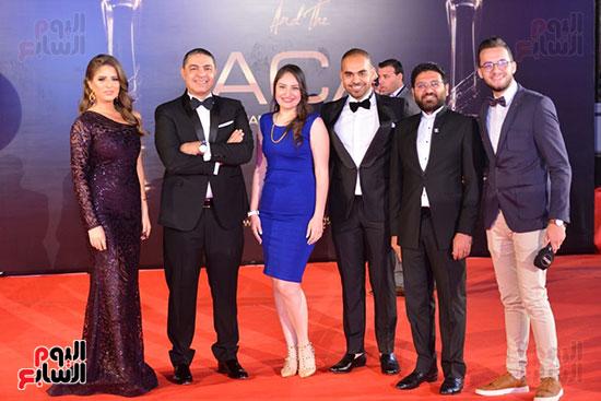 صور حفل توزيع جوائز السينما العربية ACA (10)