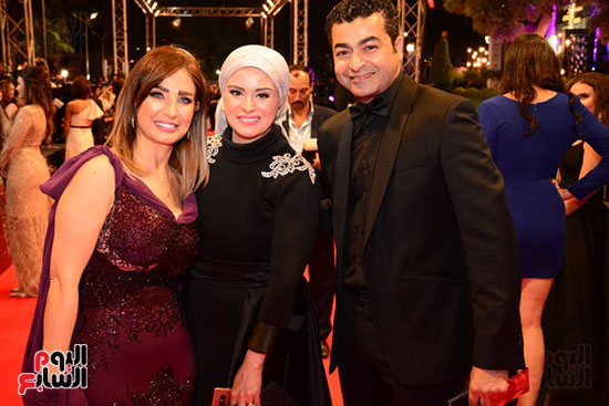حفل توزيع جوائز السينما العربية ACA (81)