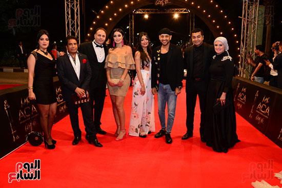 حفل توزيع جوائز السينما العربية ACA (43)