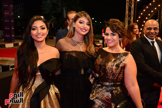 حفل توزيع جوائز السينما العربية ACA (64)